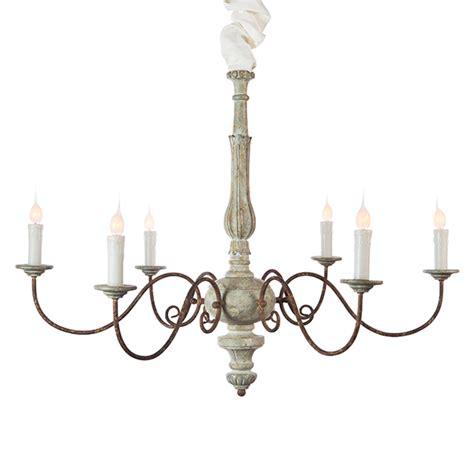 blue avignon chandelier by aidan gray