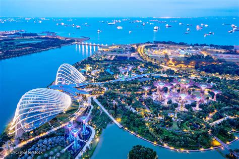 gardens by the bay singapore attractions