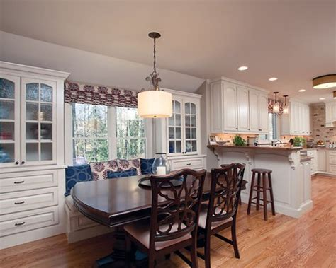 Kitchens With Banquettes by Kitchen Banquette Houzz
