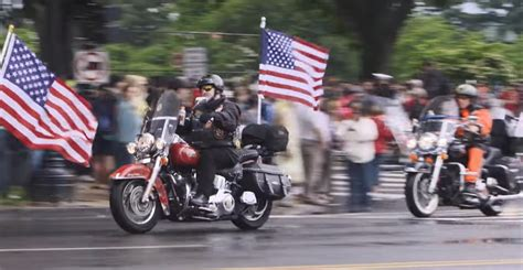 Rolling Thunder Harley Davidson by Harley Davidson Leads 30th Anniversary Of Rolling Thunder
