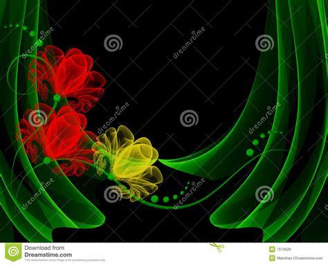 imagenes jpg transparentes flores transparentes ilustra 231 227 o stock imagem de curva