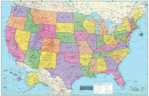 large united states wall map search results for large blank united states map