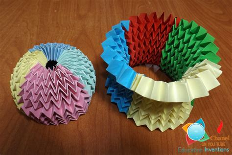 Origami Magic Tutorial - origami magic tutorial multi color method