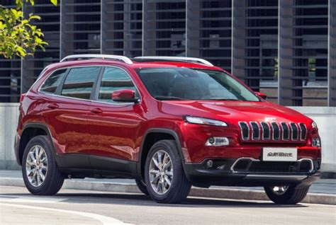 Jeep Chion El Jeep Ya Se Fabrica En China Motor Es