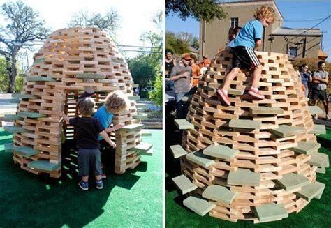 Kinderspielplatz Selber Bauen by Kinder Spielplatz Bauen 25 Ideen F 252 R Spielger 228 Te Und Deko