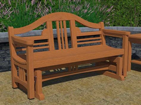 Patio Glider Chair Plans by 18 Best Images About Glider Bench Plans On