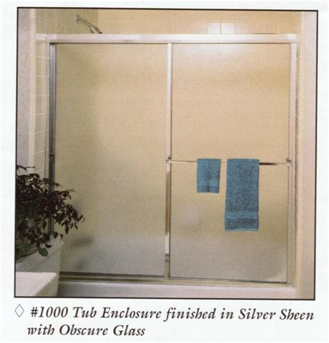 A1 On Track Tub Shower Doors A1 Shower Door