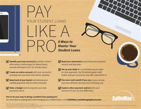 Sallie Mae Sweepstakes - sallie mae provides grads with tips and tools to manage student loan payments sallie