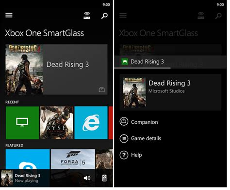 xbox one smartglass apk xbox one smartglass app comes to wp and windows store nokiapoweruser