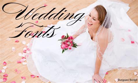 30 Best Wedding Fonts for Invitation Cards     Illustrator