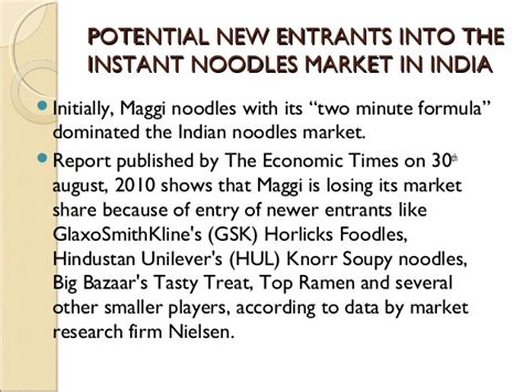 Instant Mba Degree In India by Porters 5 Forces On Maggie