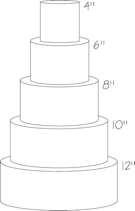 cake templates 17 best images about charts on square cakes