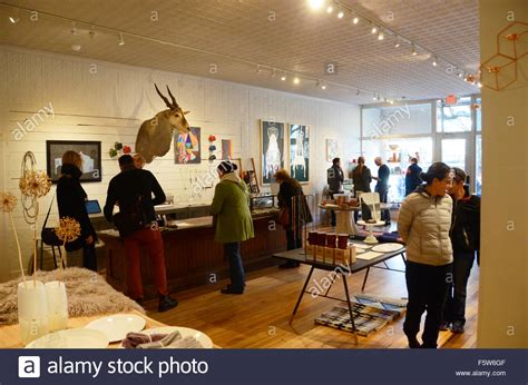 anthropologie store interior nyc stock photo royalty free image 60960993 alamy burkelman shop cold spring village new york interior
