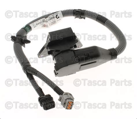 new oem 7 pin tow wire harness wiring 2010 2014 nissan