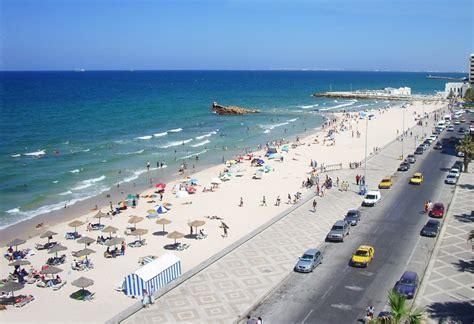 Visitez la belle ville de Sousse