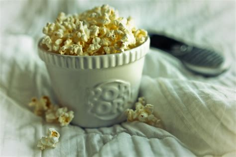 popcorn before bed could clean sleeping be 2017 s biggest health trend
