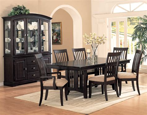 Set Dining Room Table Dining Sets At The Galleria