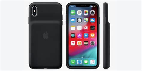 apple officially releases smart battery cases  iphone
