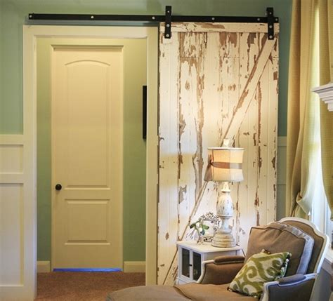 Barn Doors Add A Rustic Touch To Your Home Decor Barn Door Decorating Ideas