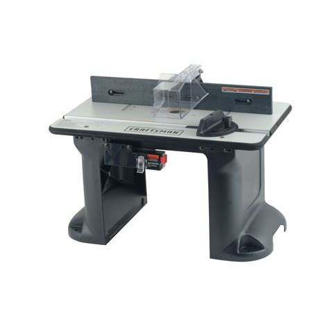 Sears Router Table craftsman 26481 laminate router table sears outlet