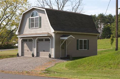 gambrel roof garage custom 2 story garage with gambrel roof aframe cabins