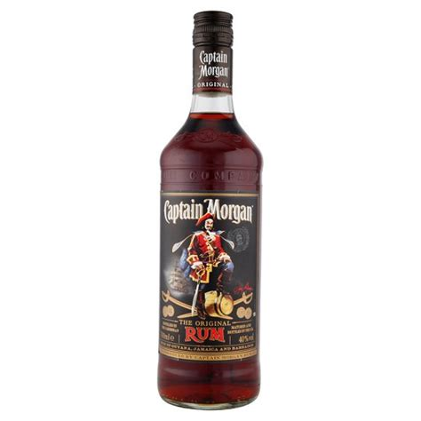 captain rum captain rum 70cl groceries tesco groceries