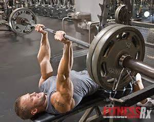 how to add 100 pounds to your bench press fitnessrx for
