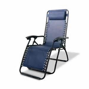 Infinity Zero Gravity Chair Blue Caravan Infinity Zero Gravity Chair 80009000020