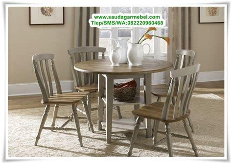 Meja Makan Coin Mebel Jepara Meja Makan 4 Kursi meja makan murah berkualitas set meja makan minimalis modern saudagar mebel