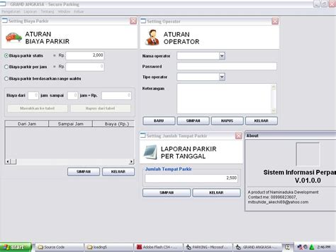 desain database sistem informasi the beauty of sharing sistem informasi parkir kendaraan