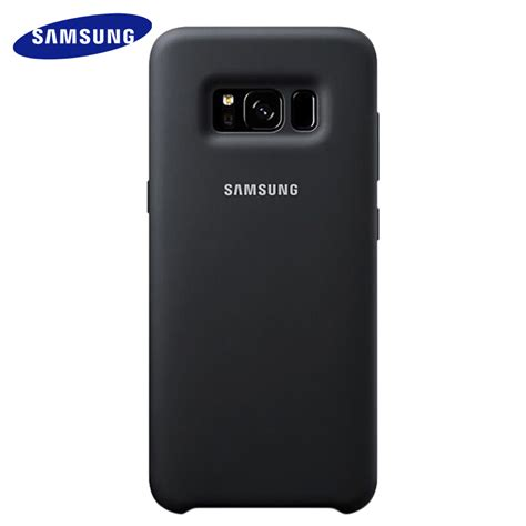 Silicone Soft Softcase Anti Samsung S8 S8 Plus samsung s8 s8 plus cover for s8 g9550 9500 silicone protective cover soft anti wear wear