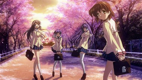 wallpaper anime clannad clannad clannad wallpaper