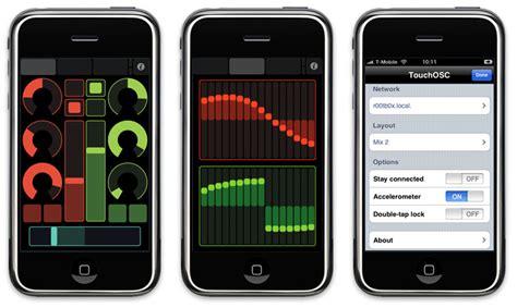 touchosc layout editor android touchosc editor iphone mac windows make custom osc