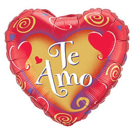 imagenes de i love you baby i love you balloon spanish design house of flowers in