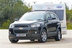 Chrysler 4x4 Uk 4x4 Weighing 1 800kg Chevrolet Captiva Tow Car