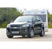 800kg Chevrolet Captiva Tow Car Of The Year 2013 Auto Express