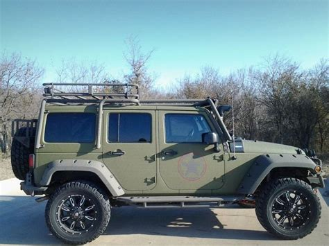 Army Green Jeep Wrangler Jeep Wrangler Kevlar Color Army Green Jeep