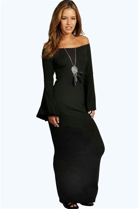 Semmy Maxy Dress Hq 1 sammy the shoulder maxi dress at boohoo