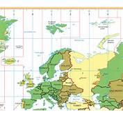 Europe Time Zones