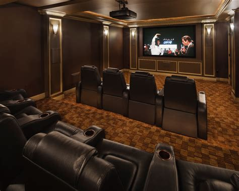 home theater design nyc modern marvel traditional home theater new york by