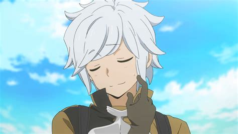 anime danmachi the gallery for gt evil white haired anime boy
