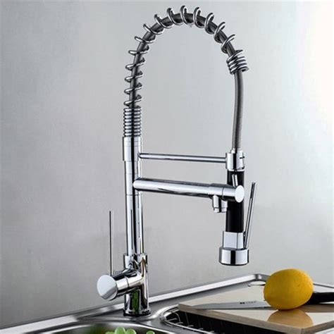 hanbury professional kitchen pullout spray tap standard