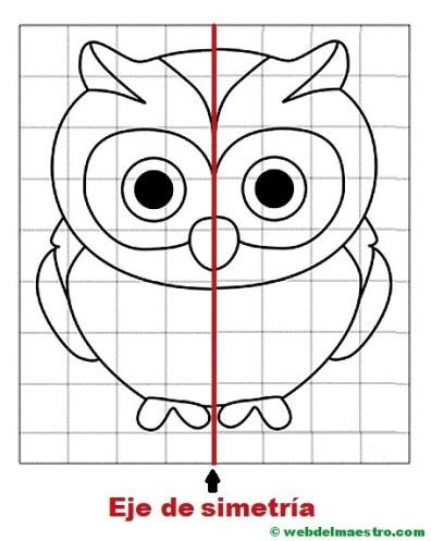 imagenes figurativas simetricas simetr 237 a para ni 241 os de primaria web del maestro