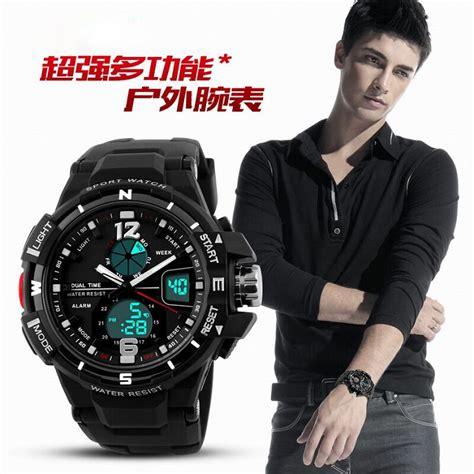 Jam Tangan Pria Skmei Original Sport Digital Model Casio Suunt Limited mortima jam tangan sporty pria rubber model 19