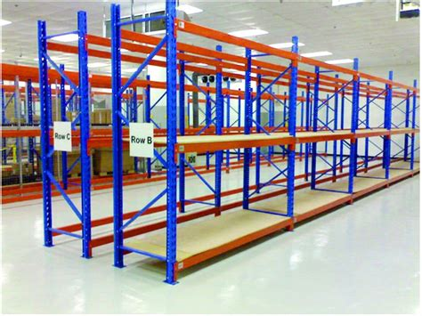 Metal Racks For Warehouse by Heavy Duty Racks Span Storage Shelf Metal Rack