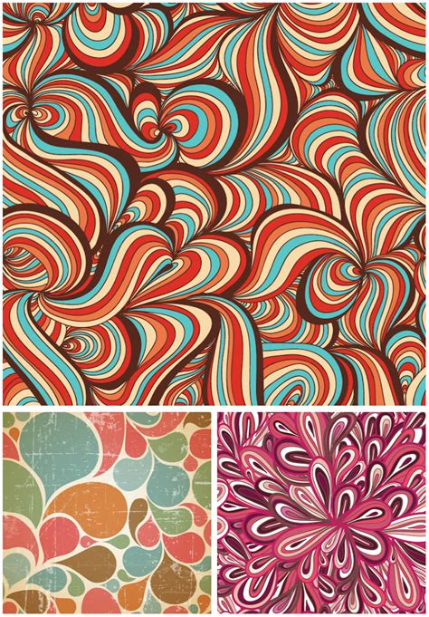 seamless pattern how to seamless retro patterns vector vector graphics blog