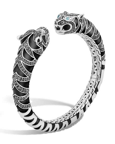 Hanbags Macan hardy legends macan tiger lava small kick cuff bracelet