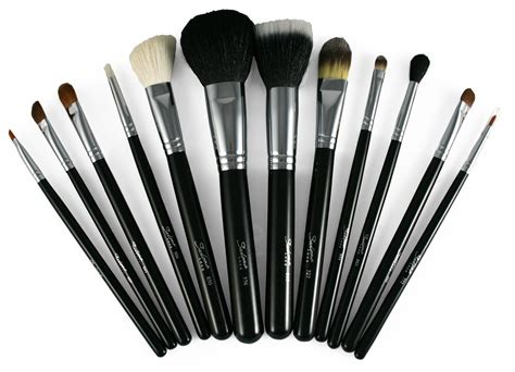 makeup brush sedona lace unveils improved 12 makeup brush set