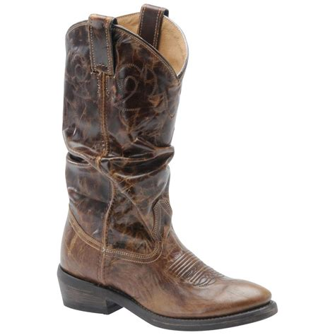 womens h boots s h boots 174 casual western slouch boots