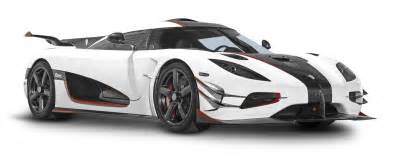 One Cars White Koenigsegg One 1 Car Png Image Pngpix